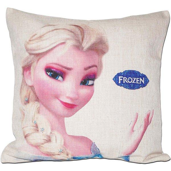 Almofada Frozen Elsa 45x45