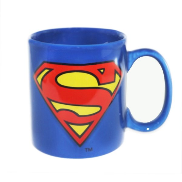 Caneca Superman Classic 400ml