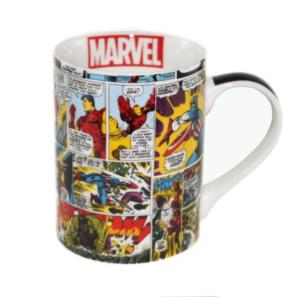 Caneca Marvel Comics 460ml