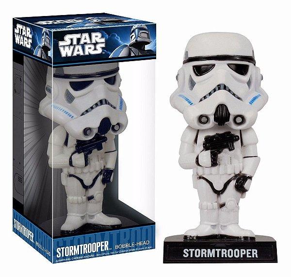 Boneco Funko Stormtrooper Bobble-Head