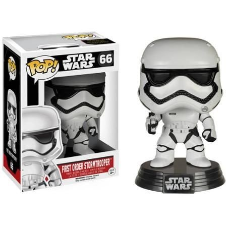 Boneco Funko Pop Star Wars Stormtrooper The Force Awakens