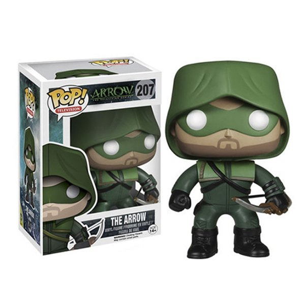 Boneco Funko Pop TV Arrow