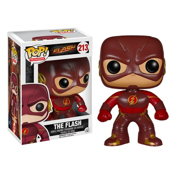 Boneco Funko Pop TV Flash