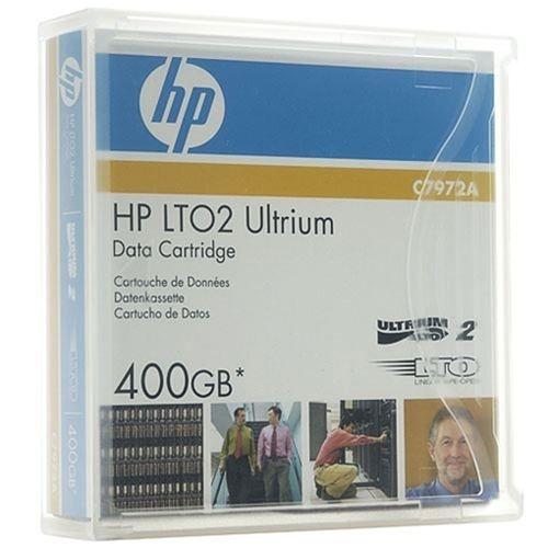 Fita LTO 2 Ultrium HP 400GB