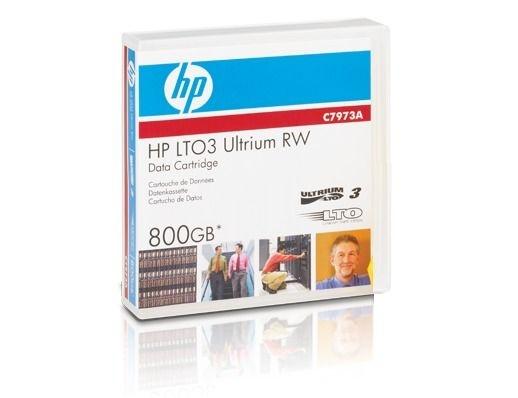 Fita LTO 3 Ultrium HP 800GB