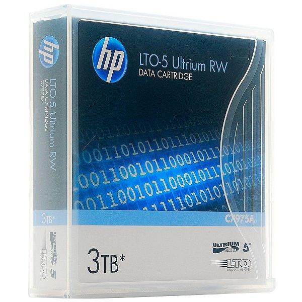 Fita LTO 5 Ultrium HP 3TB