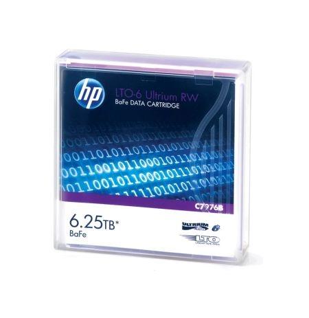 Fita LTO 6 Ultrium HP 6.25TB