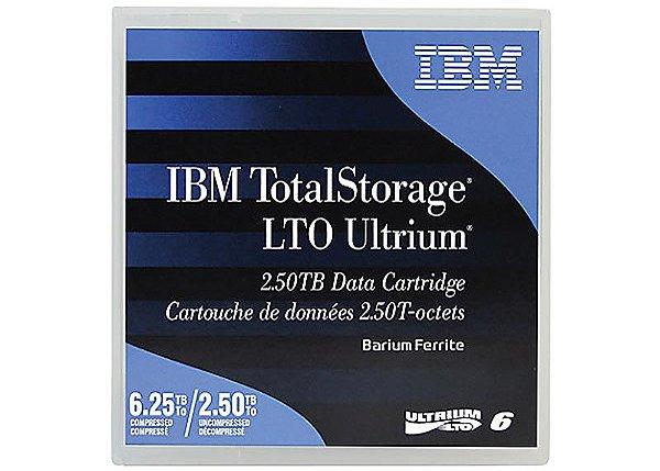 Fita IBM LTO6 Ultrium