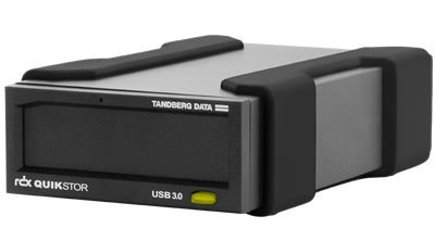 Tandberg Data RDX QuikStor External USB 3.0