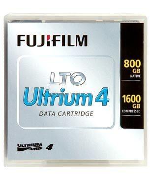 Fita LTO 4 Ultrium Fujifilm 1.6TB