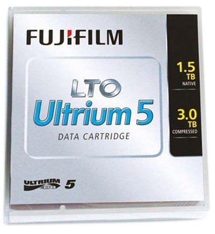 Fita LTO 5 Ultrium  Fujifilm 3TB