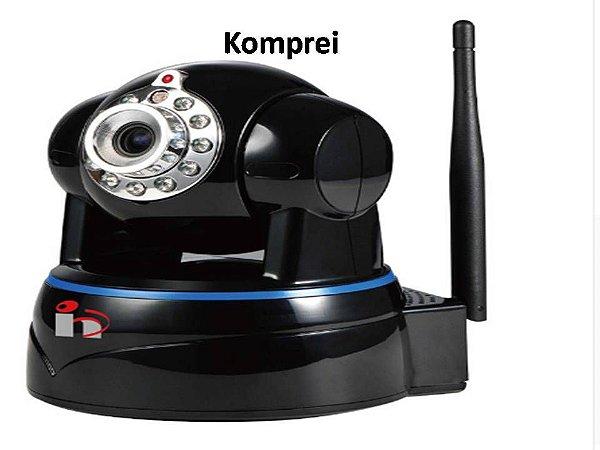 Câmera Hd1080 P2p Wi-fi Sem Fio 2.0mp - Produto Exclusivo