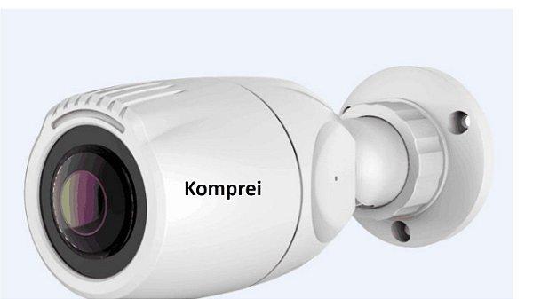 Câmera Segurança Ahd 360graus 960p Vale Por 4 Câmeras - Exclusiva