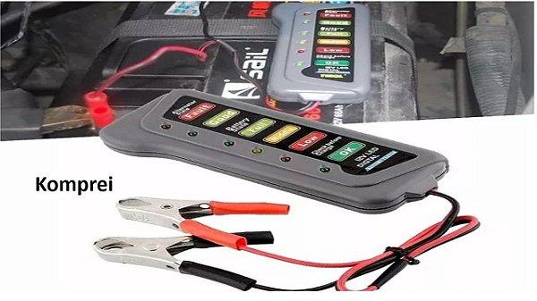 Teste De Alternador E Bateria Automotivo 12v