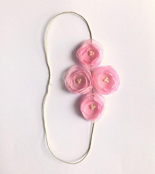 Bouquet mini Lilis . Rosa