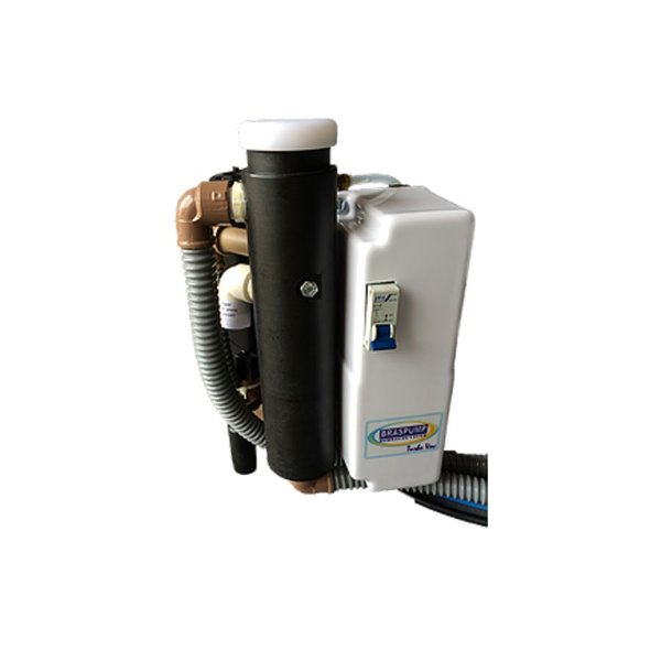 Bomba Vácuo Turbo Vac 4 Consultórios - Braspump