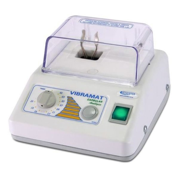 Amalgamador - Vibramat capsular analógico - Schuster