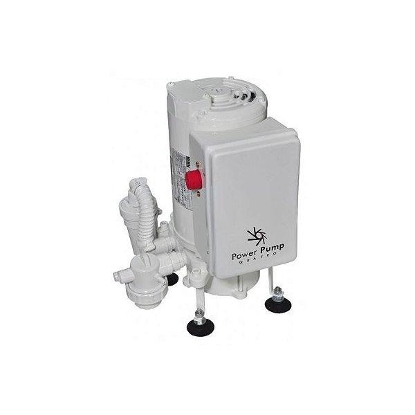 Bomba de Vacuo Power Pump 1 Silenciosa para 1 Consultório - Deltramed