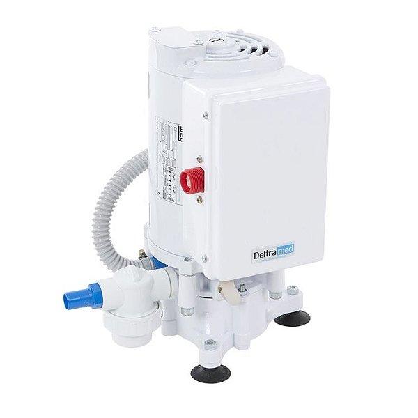 Bomba de Vacuo Power Pump 4 Silenciosa para 4 Consultórios Deltramed - Odonto Xique