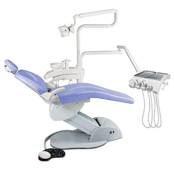 Cadeira Odontológica Consultório Unik A4 Linha Clássica - Kavo