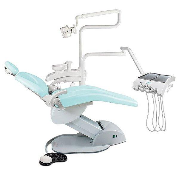 Cadeira Odontológica Consultório Unik A4 Linha Holográfica - Kavo