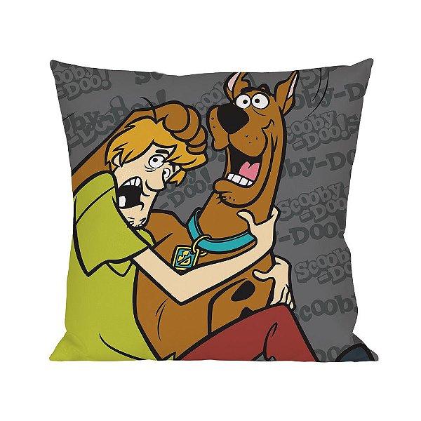 Capa para Almofada Scooby-Doo e Salsicha 45x45