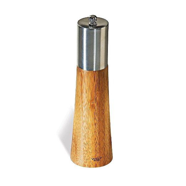 Moedor de Sal Grosso/Pimenta em Bambu - Salzburgo