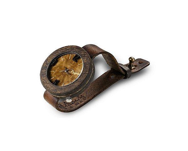 Relógio Artesanal Feminino