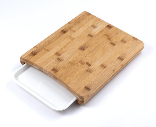 Conjunto para Cozinha em Bambu - Melamina Arizona (2 peças)