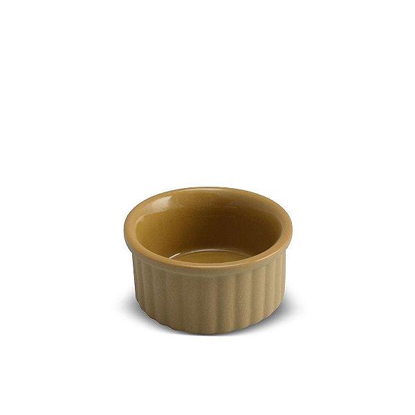 Ramequim de Cerâmica 6cm 40ml Ocre