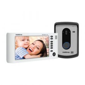 Vídeo Porteiro Intelbras IV 7010 HF HD Branco