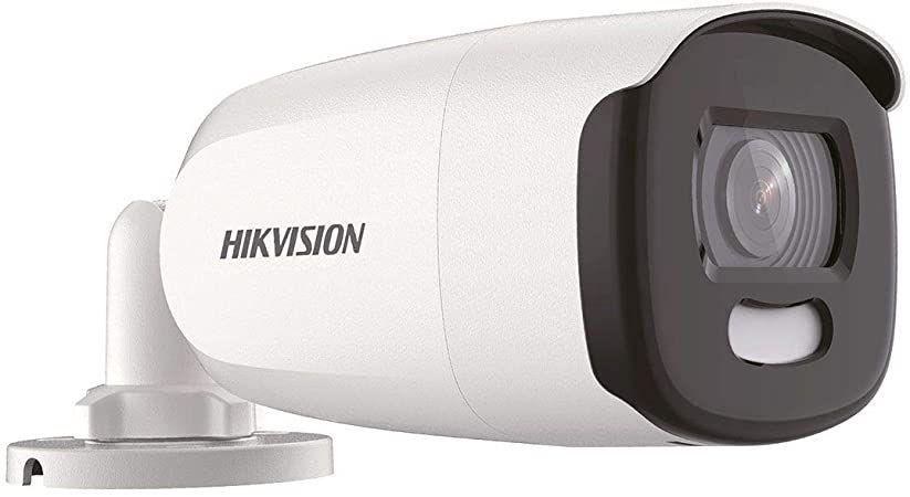 Câmera Hikvision Bullet ColorVu 3,6MM IR 40M 1080P 2CE12D