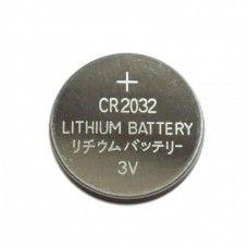 Bateria Lithium CR2032 Botao 3v Cartela Com 1 Unidade