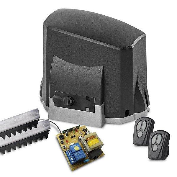 Kit 1 Motor Para Portão Deslizante Residencial KDZ FIT Garen 1/4 220v