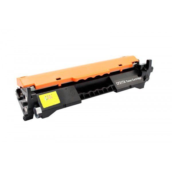 Cartucho de Toner Compatível HP CF217A 1,6k Com Chip