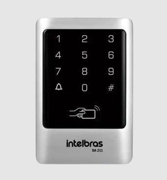 Controle de Acesso Intelbras SA 211