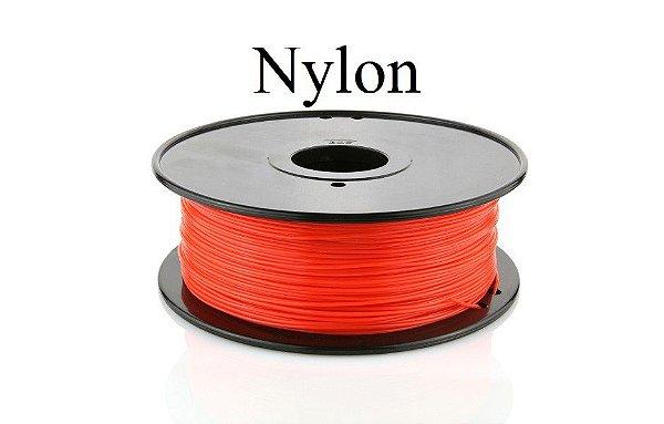 Filamento NYLON Vermelho