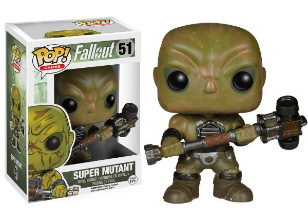 Funko Pop! Super Mutant - Fallout