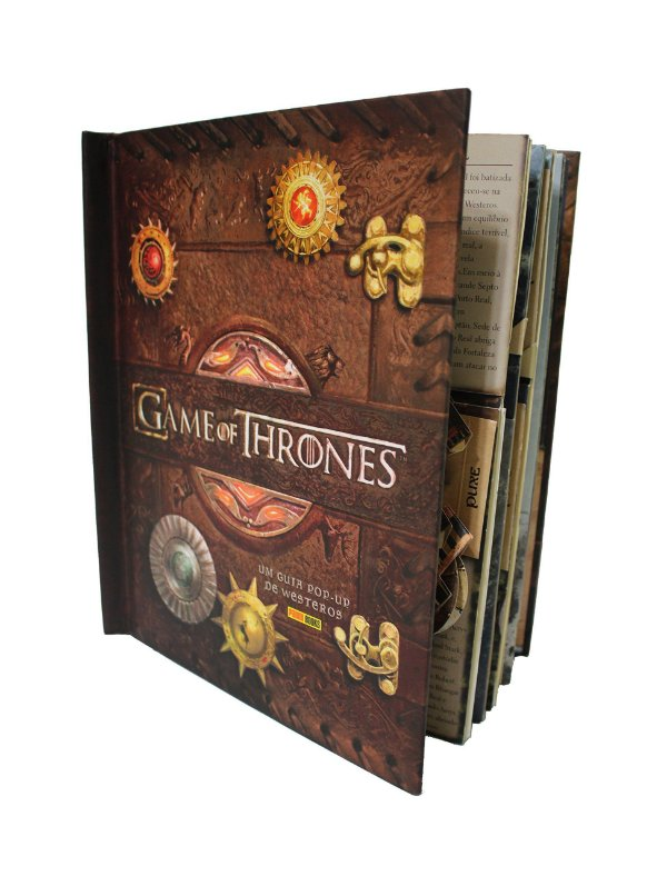 Game of Thrones. Um Guia Pop-Up de Westeros - Volume 1