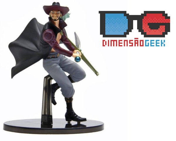 ACTION FIGURE ONE PIECE - WORLD FIGURE COLOSSEUM - MIHAWK