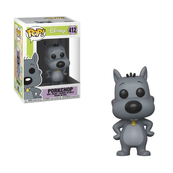 Funko POP! Disney: Doug - Porkchop (Styles May Vary) - Costelinha