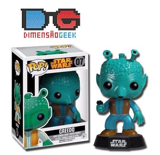 Funko Pop! Greedo - Star Wars