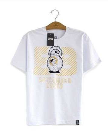 Camiseta - Star Wars - BB 8