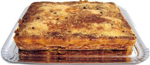 Torta Assada de Frango