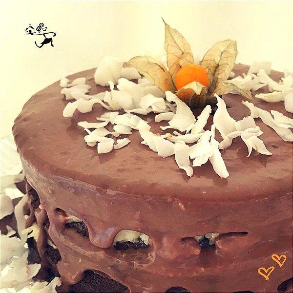 Torta Prestígio DIET