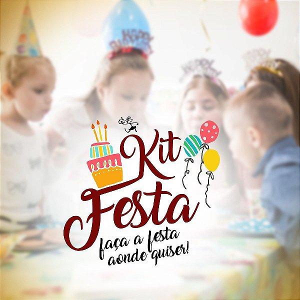 Kit Festa Grande (35 pessoas)