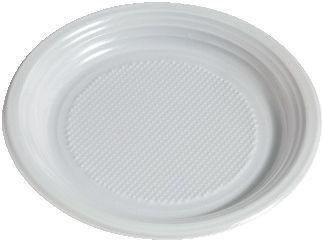 Prato Plástico Descartável