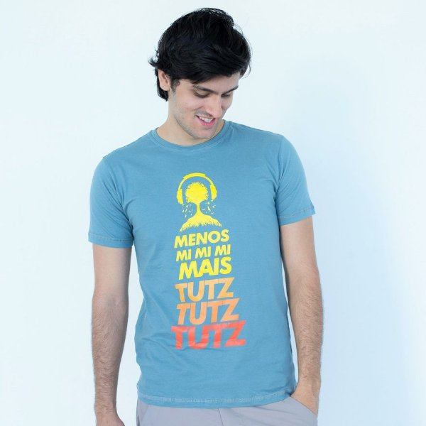 Camiseta Tutz Tutz Slim
