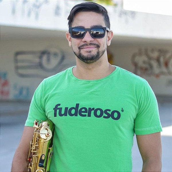 Camiseta Estonada Fuderoso Verde