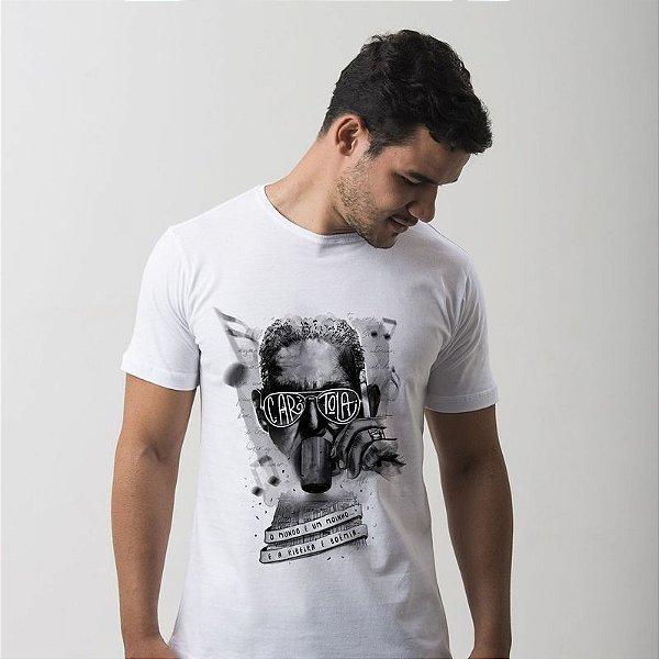 Camiseta Cartola Branca